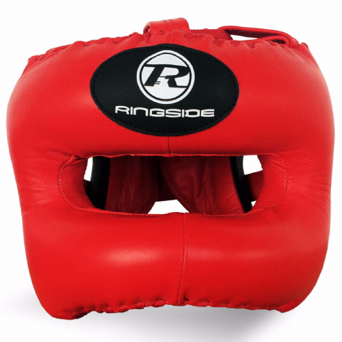 Ringside Pro Training Bar Head Guard - Red/Black